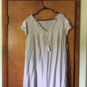 Old navy xl dress nwt